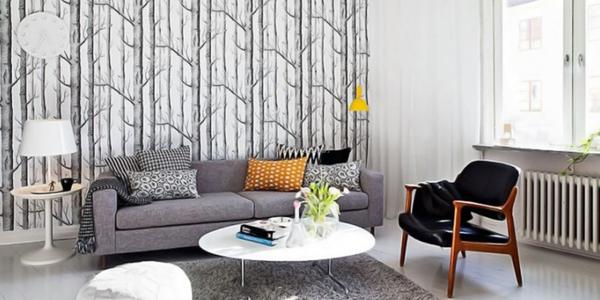 Ide Menarik Dapatkan Interior Sempurna dengan Wallpaper Dinding