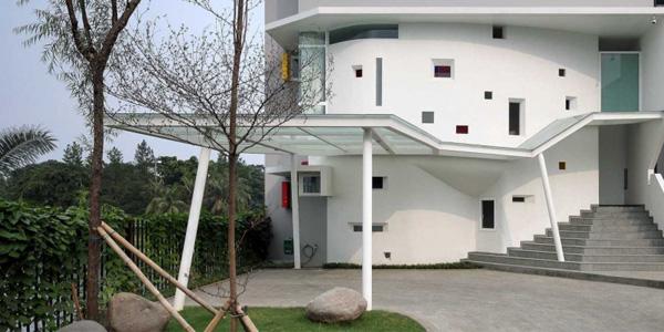 Inspirasi Desain Fasad Rumah Minimalis dari Arsitek Indonesia