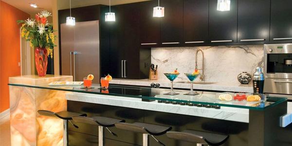 Rekomendasi Meja Bar Minimalis yang Cocok Diaplikasikan pada Dapur Kecil di Rumahmu