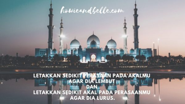 Kata Kata Islami Penyejuk Hati