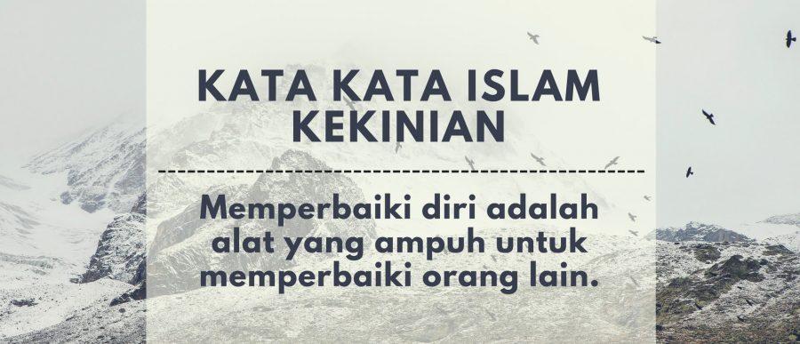 Kata Kata Islam Kekinian