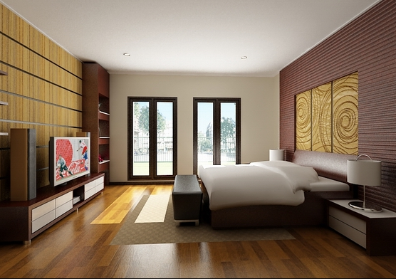desain full wall windows