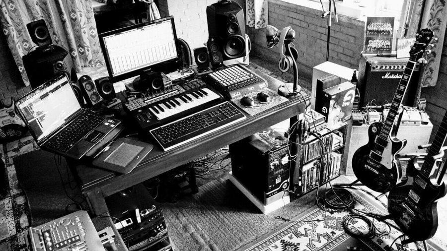 Bisnis Home Recording