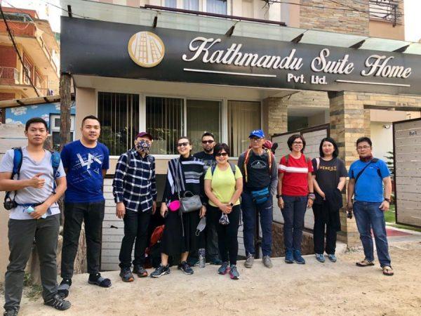 trekking ke ebc - everest base camp - kathmandu suite home