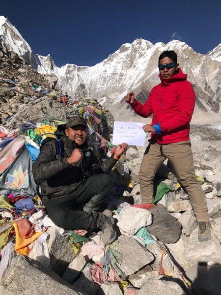 Trekking ke Everest Base Camp - Basecamp Manusia Terakhir - Adventure - Foto 2