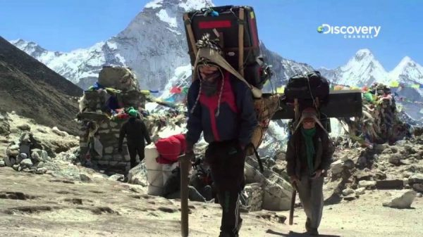 Sherpa - Everest Base Camp - Basecamp akhir - Annapurna