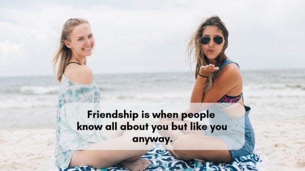 Caption Tentang Sahabat - Bersama dalam suka dan duka