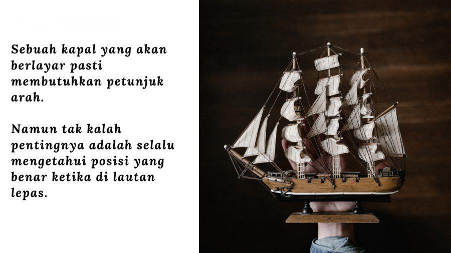 Cara Introspeksi Diri Sendiri - Navigasi Kapal Berlayar