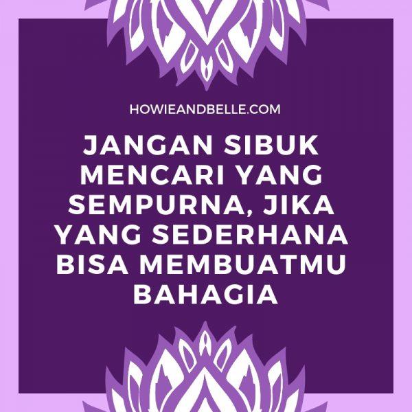 Kata Kata Mutiara Bersyukur - Bahagia itu Sederhana