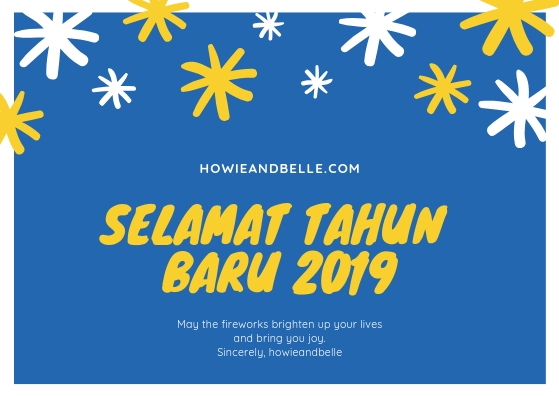 Kata Kata Menyambut Tahun Baru 2019