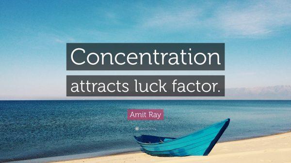 20190113 - Penyebab Anda Belum Sukses - 6 Faktor Keberuntungan