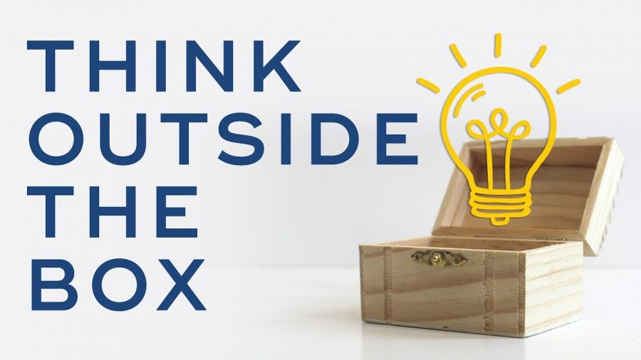 20190117 - Think Out Of The Box