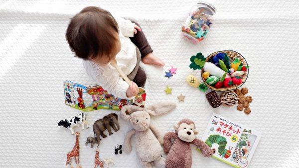 Strategi Berbisnis Mainan - Memilih Jenis Mainan