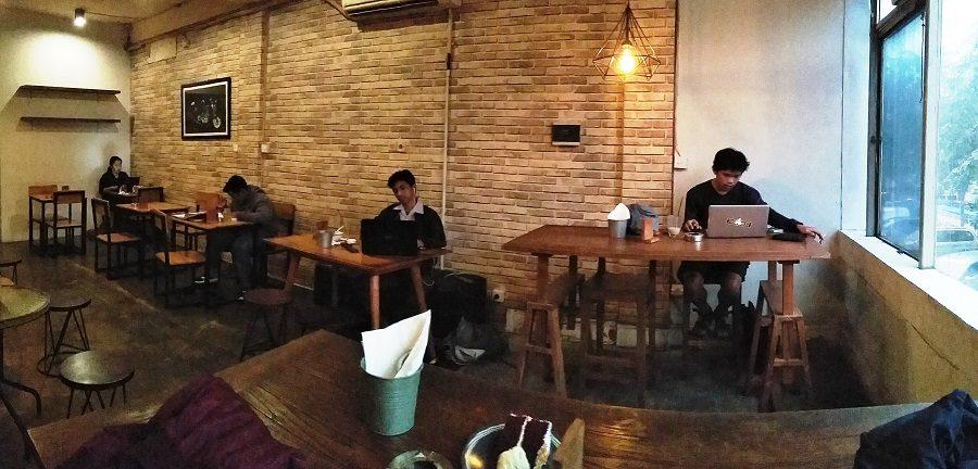 tempat ngopi di Jakarta Timur