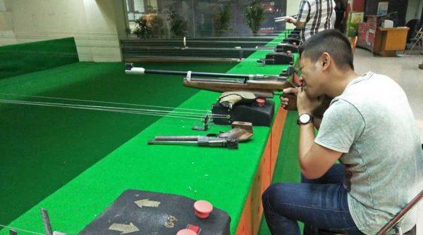 Blok M Shooting Range: Serius amat