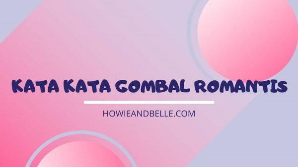 Kata Kata Gombal Romantis