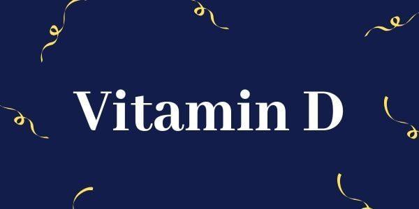 Vitamin Ibu Hamil dan Janin Yang Penting - 1 - Vitamin D