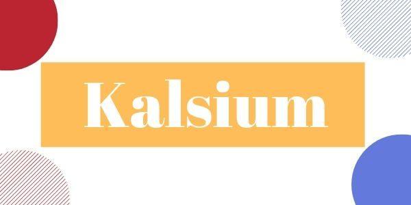 Vitamin Ibu Hamil dan Janin Yang Penting - 8 - Kalsium