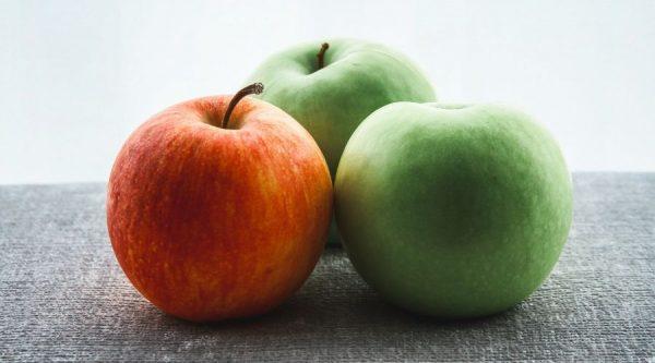 fin - buah untuk ibu hamil - 4 - apel