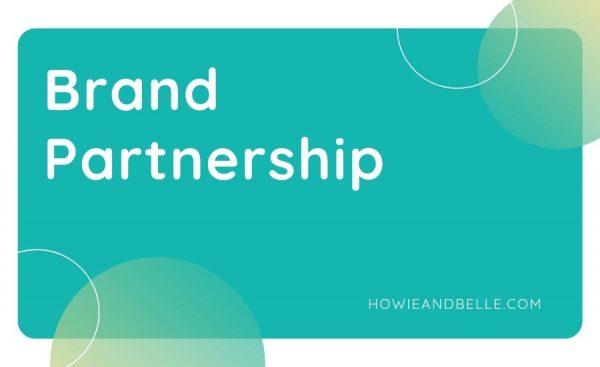 10 - Cara Kesepuluh Mendapatkan Uang Dari Blog - Brand Partnership