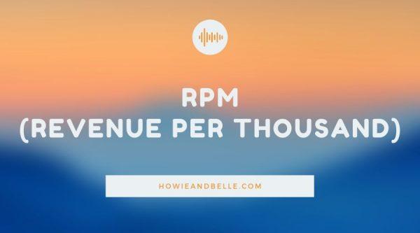 Cara Menghitung Gaji Dari Google Adsense - apa itu rpm
