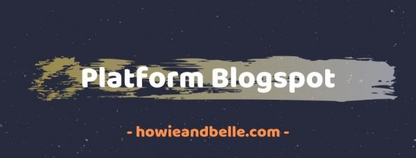 cara membuat blog gratis dengan blogspot
