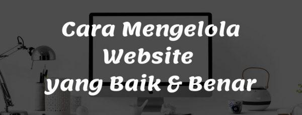 02 - cara mengelola website