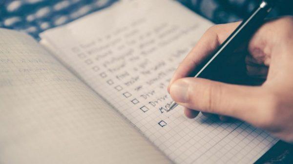 tips 3 membaca produktif - menyiapkan catatan