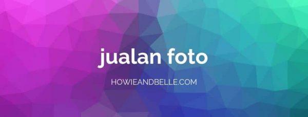 jualan foto