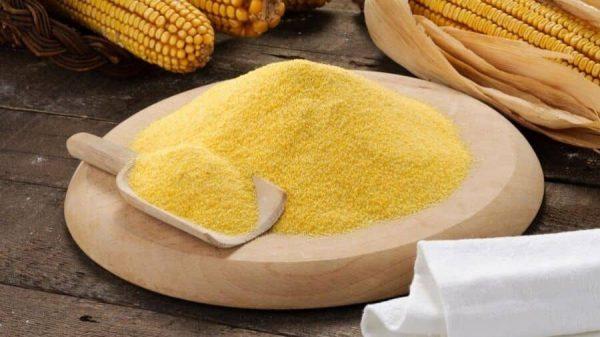 9 - tepung jagung sebagai bahan baku pembuatan minyak rambut alami