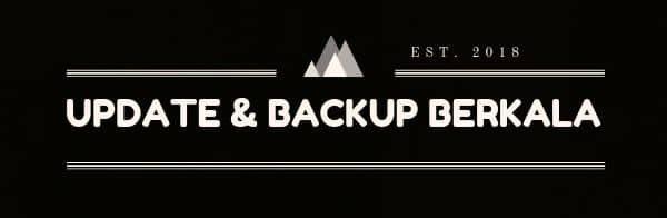 cara mengamankan server vps - 7 - update dan backup secara berkala
