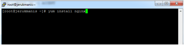 gambar 6 - install nginx