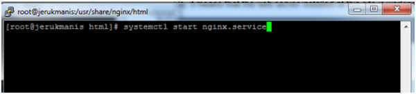 gambar 8 - install nginx
