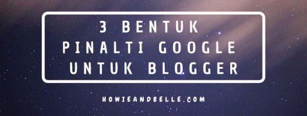 pengunjung blog turun - 1 - 3 bentuk pinalti google untuk blogger