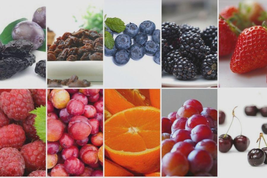 cara mengobati asam urat dengan menggunakan buah berantioksidan tinggi