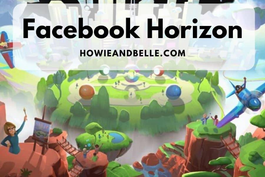 facebook rilis horizon - game virtual reality keren - di awal tahun 2020