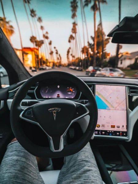 kendaraan tanpa awak - driver otomatis