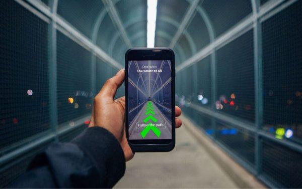 augmented reality merupakan teknologi untuk memproyeksi objek maya ke dunia nyata