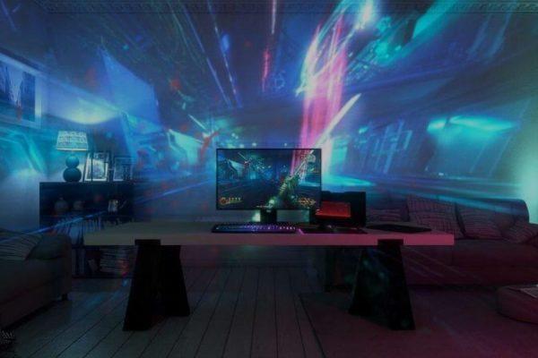 Kelebihan proyektor Acer Predator Z850 dalam bermain game