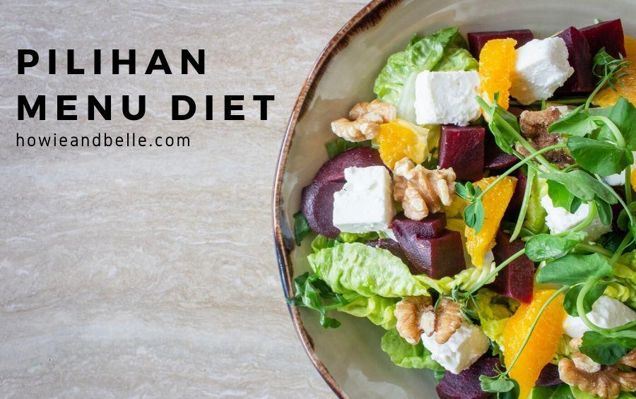 Menu Diet Murah untuk Seminggu