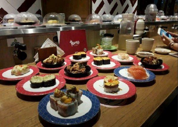 Restoran Sushi Murah Jakarta