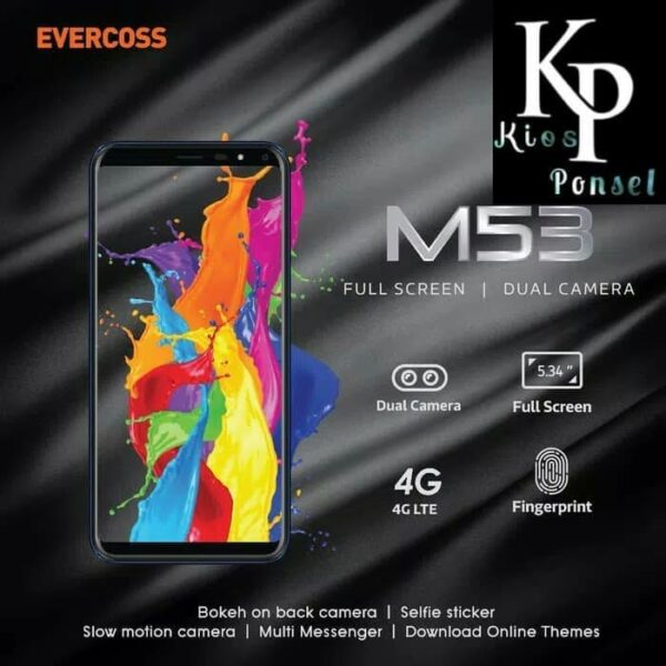 spesifikasi evercoss m53 promosi