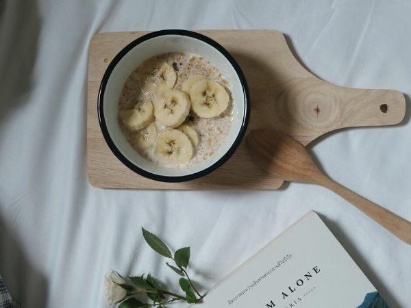 bubur untuk sarapan pagi yang ringan untuk perut