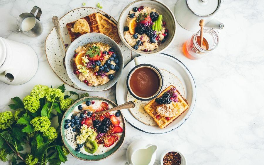 menu sarapan pagi yang sehat dan bergizi