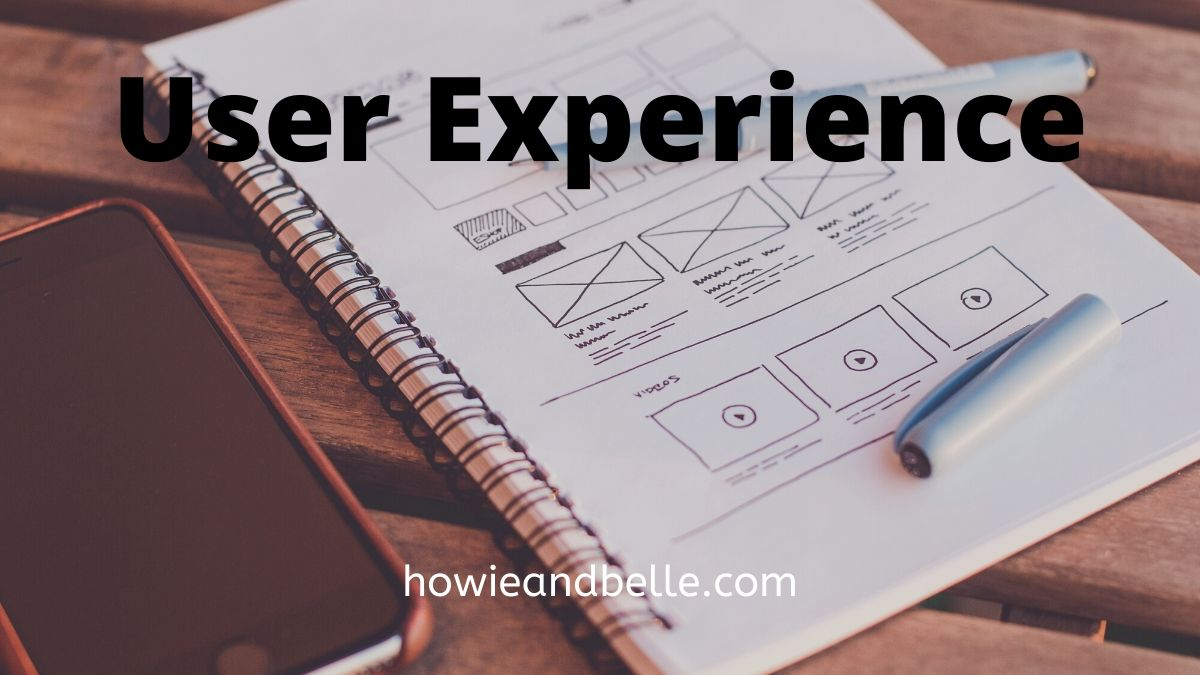 Apa itu User Experience? - howieandbelle