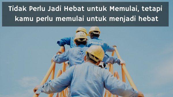 kata kata motivasi kerja tim