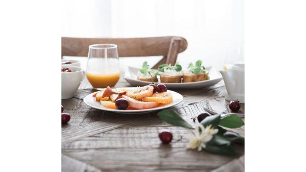 cara meningkatkan daya tahan tubuh - konsumsi makanan bergizi
