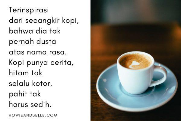 caption tentang kopi