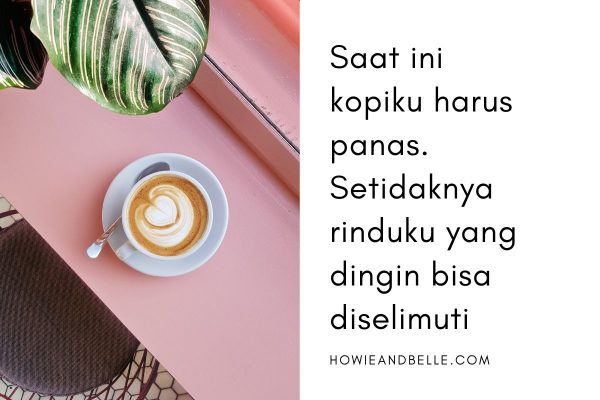 caption tentang kopi good day