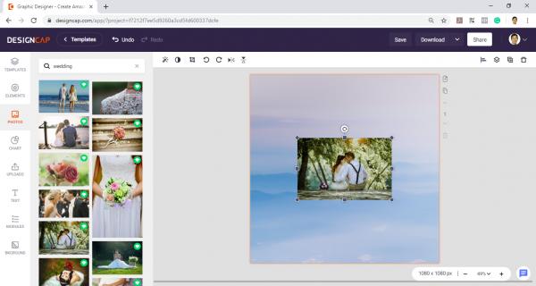 cara edit foto di aplikasi website designcap